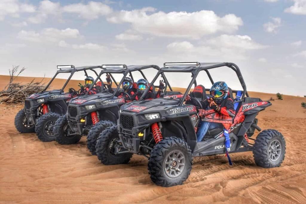 dune buggy tour- dubai