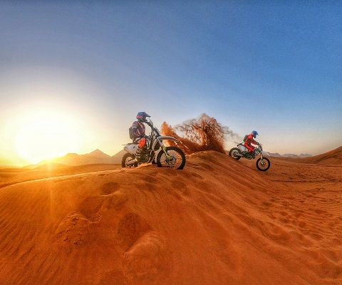 Dirt Bike Rental Dubai